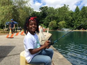 18th Annual Family Fishing Day