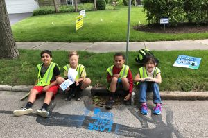 September Storm Drain Stenciling Saturday