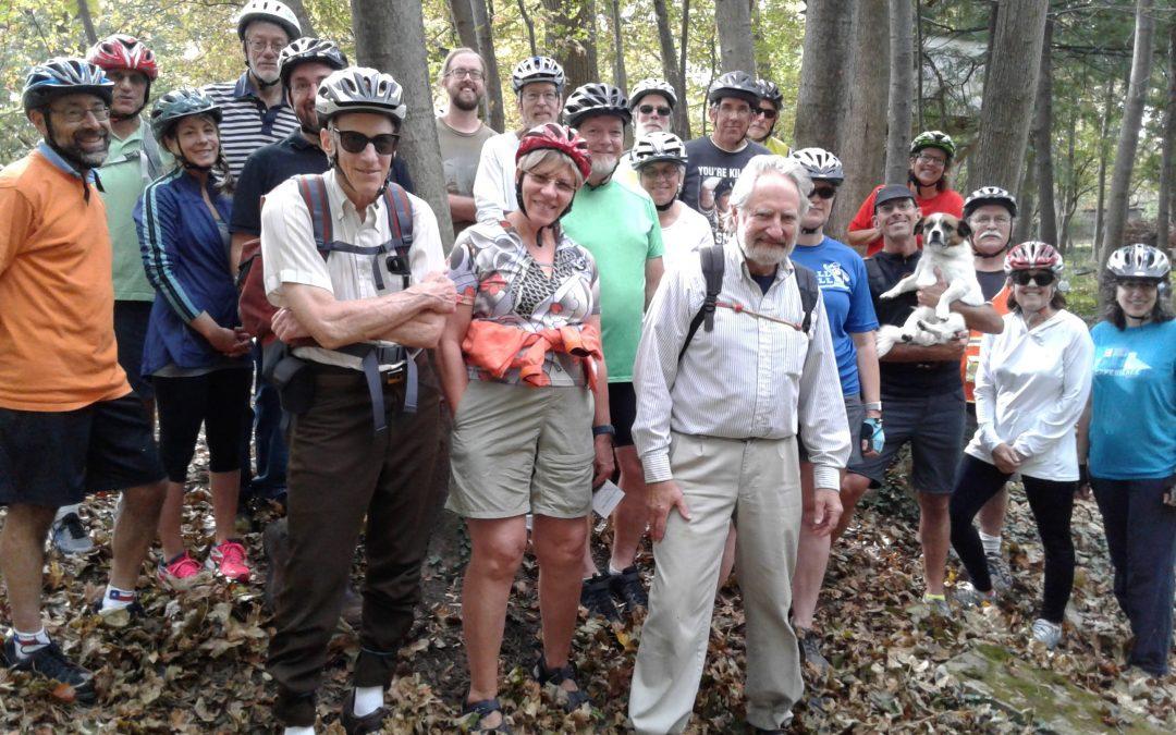 Rockefeller Park Bike Ride