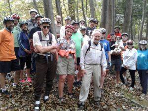 Dugway Brook Bike Tour October 2017
